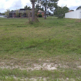 Sold Lot 1913 SW 26Th Ter